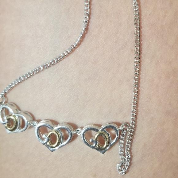 Fashion Jewelry Jewelry - Hearts Necklace